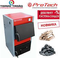Котел ProTech (Протечь, Протех, Протек) Дровяной ТТ - 9с D Luxe