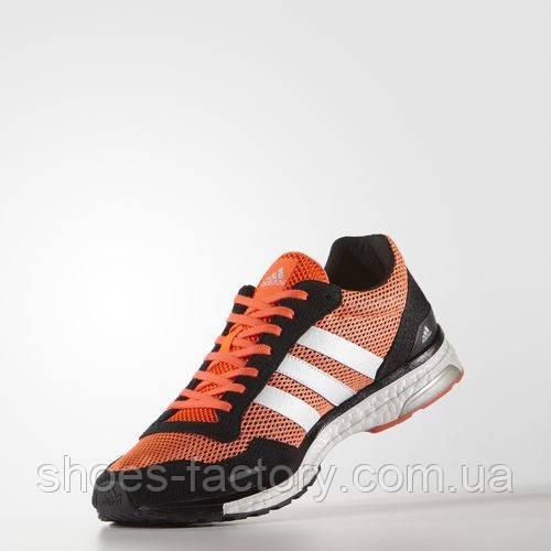 Беговые кроссовки Adidas adizero adios Boost AF6554