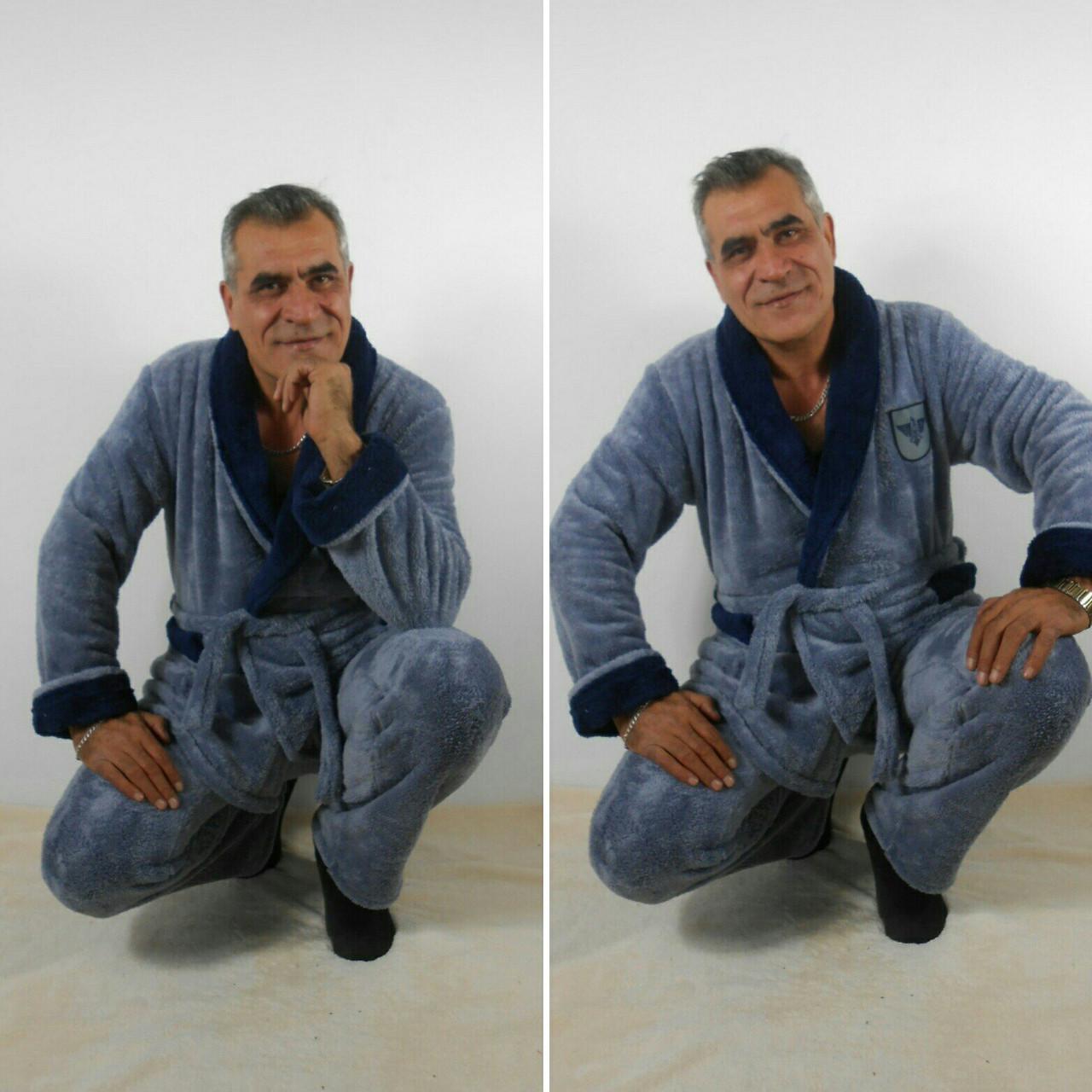 Мужской теплый домашний костюм - Оптово - Розничный интернет магазин Stil -No в Одессе