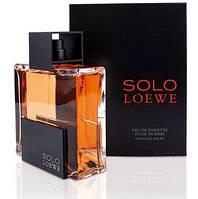 Мужская туалетная вода Loewe Solo Loewe Homme (Соло Лоэв Хоум) - древесный, пряный аромат  AAT