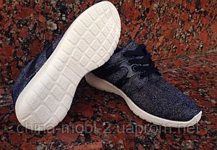 Стильные женские кроссовки в стиле Nike Roshe Run, фото 2