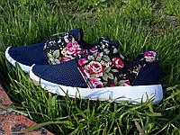 Женские кроссовки (Nike Roshe Run стиль), фото 1