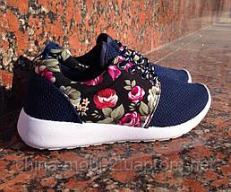 Женские кроссовки (Nike Roshe Run стиль), фото 3