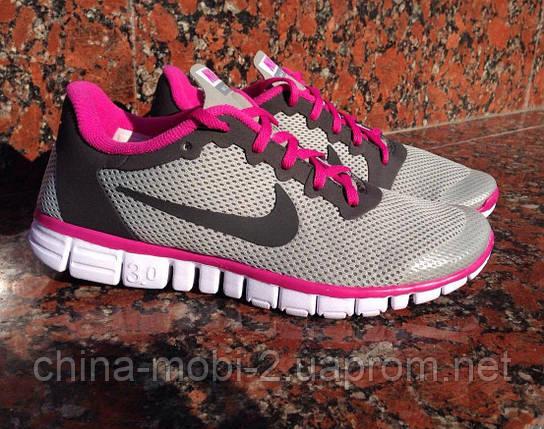 Женские Кроссовки Nike Free 3.0 (Найк Фри 3.0), фото 2