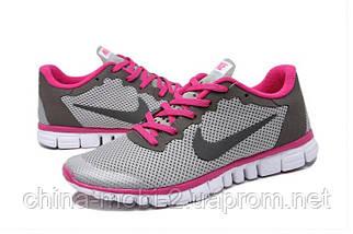 Женские Кроссовки Nike Free 3.0 (Найк Фри 3.0), фото 3