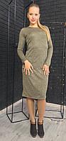 Женские платья из трикотажа