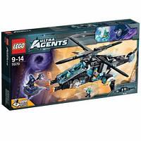 LEGO® Ultra Agents ВОЗДУШНОЕ СРАЖЕНИЕ