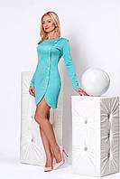Модное женское платье, р-ры: 42-50.