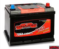 Автомобильный аккумулятор SZNAJDER Plus Jp 570 29(70A/ч)/3429
