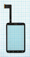 Тачскрин сенсорное стекло для HTC Wildfire S/G13/G8S A510e (rev.3) black