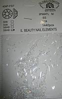 Кристаллы для декора ногтей Swarowski 1440 штук