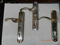 Дверная ручка Симфония YUNI GSN, для входных дверей