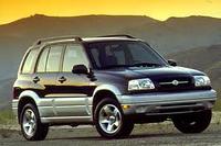 Лобовое стекло на Suzuki Grand Vitara 1998-05 г.в.