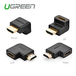 Ugreen HDMI Male к Female адаптер (Up/Down/Left/Right)
