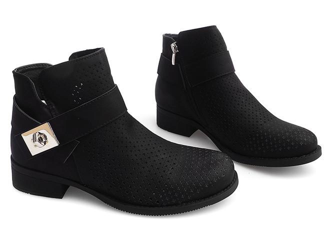 Женские ботинки Sterope black