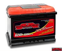 Автомобильный аккумулятор SZNAJDER Plus 562 65(62A/ч)/3424