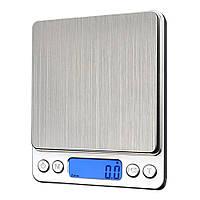Профессиональные ювелирные электронные весы Спартак с пределом взвешивания до 500 граммов