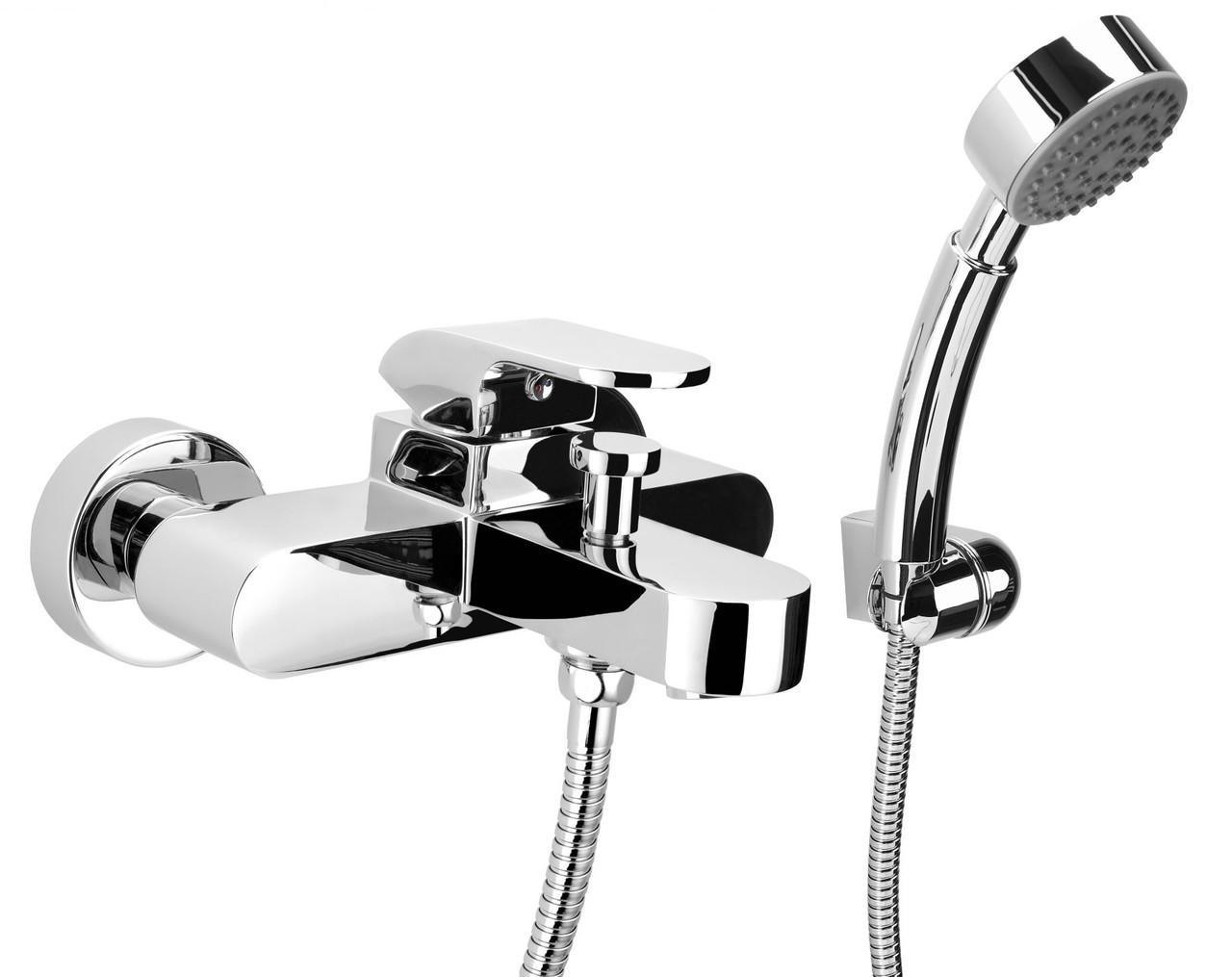 Смеситель для ванны Deante PRIMO с душевым комплектом