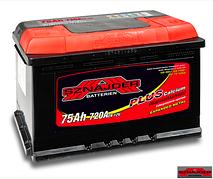 Автомобильный аккумулятор SZNAJDER Plus 575 20(75A/ч)/3422