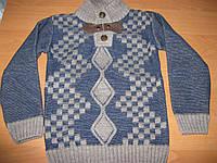 Детский зимний свитер для мальчика 2 года  92 cm Турция