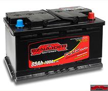 Автомобільний акумулятор SZNAJDER Plus 585 42(85A/год)/3421