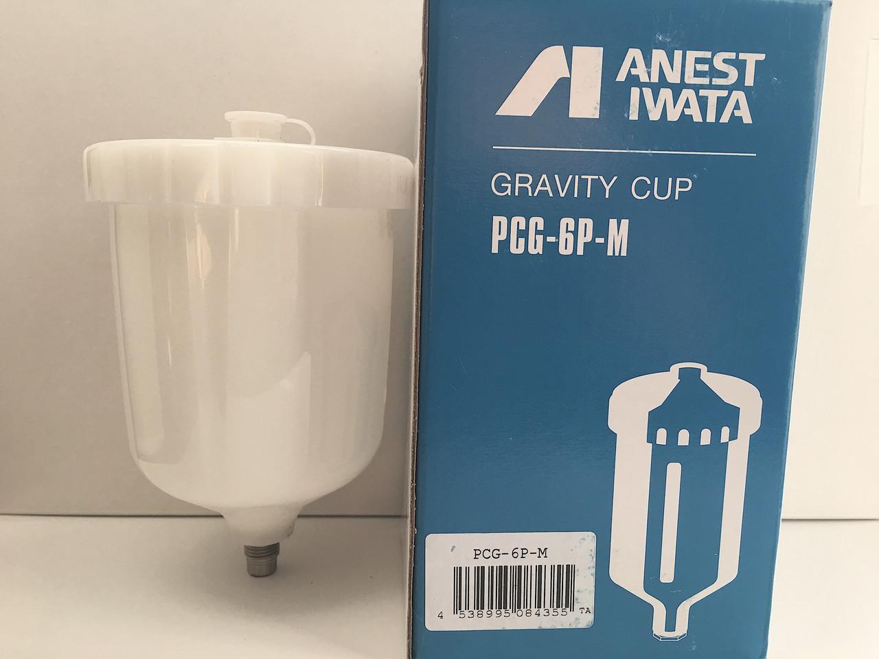 Бачок для краскопульта Iwata WS/LS-400 (400мл)