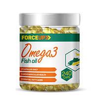 Омега3 ForceUp Omega3 Fish Oil, 240 caps