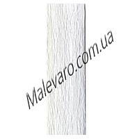 Бумага креповая, рулонная, 200СМ*50СМ, цвет белый, №1