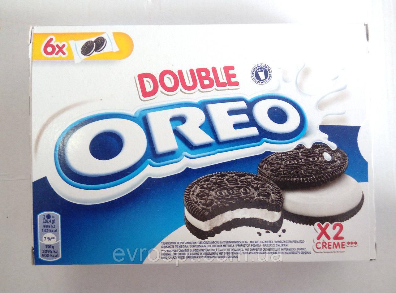 Печенье OREO Double 170г