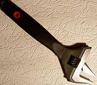 Ключ разводной с тонкими губками INTERTOOL 50мм