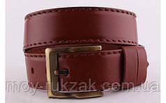 Ремень мужской кожаный 45 мм 930279