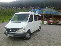 Трансфер:Ив- Франковск - Буковель, Ясиня, заказ микроавтобуса, экскурсии в Карпати-Буковель!