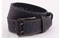 Ремень мужской кожаный джинсовый ширина 45 мм 930368