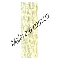 Бумага креповая, рулонная, 200СМ*50СМ, цвет кремовый, №2