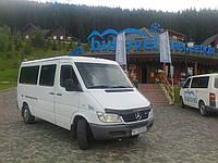 Такси Франковск-заказ микроавтобуса, экскурсии в Карпати, Буковель, Ясиня, Драгобрат от 1-12 мест!