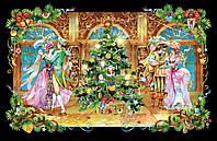Картинка вафельная А4 Новогодняя 7