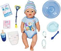 Кукла Baby Born - Очаровательный малыш  (43см, с аксесс)