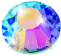 Термо стразы Preciosa (Чехия) опт Crystal АВ ss16 (3,8-4,0 мм)