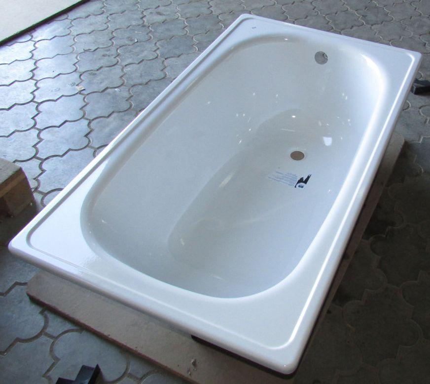 Ванна стальная AQUART 1,3х0,7 без ног