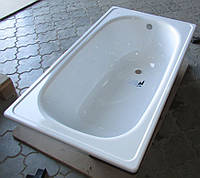 Ванна стальная AQUART 1,3х0,7 без ног, фото 1