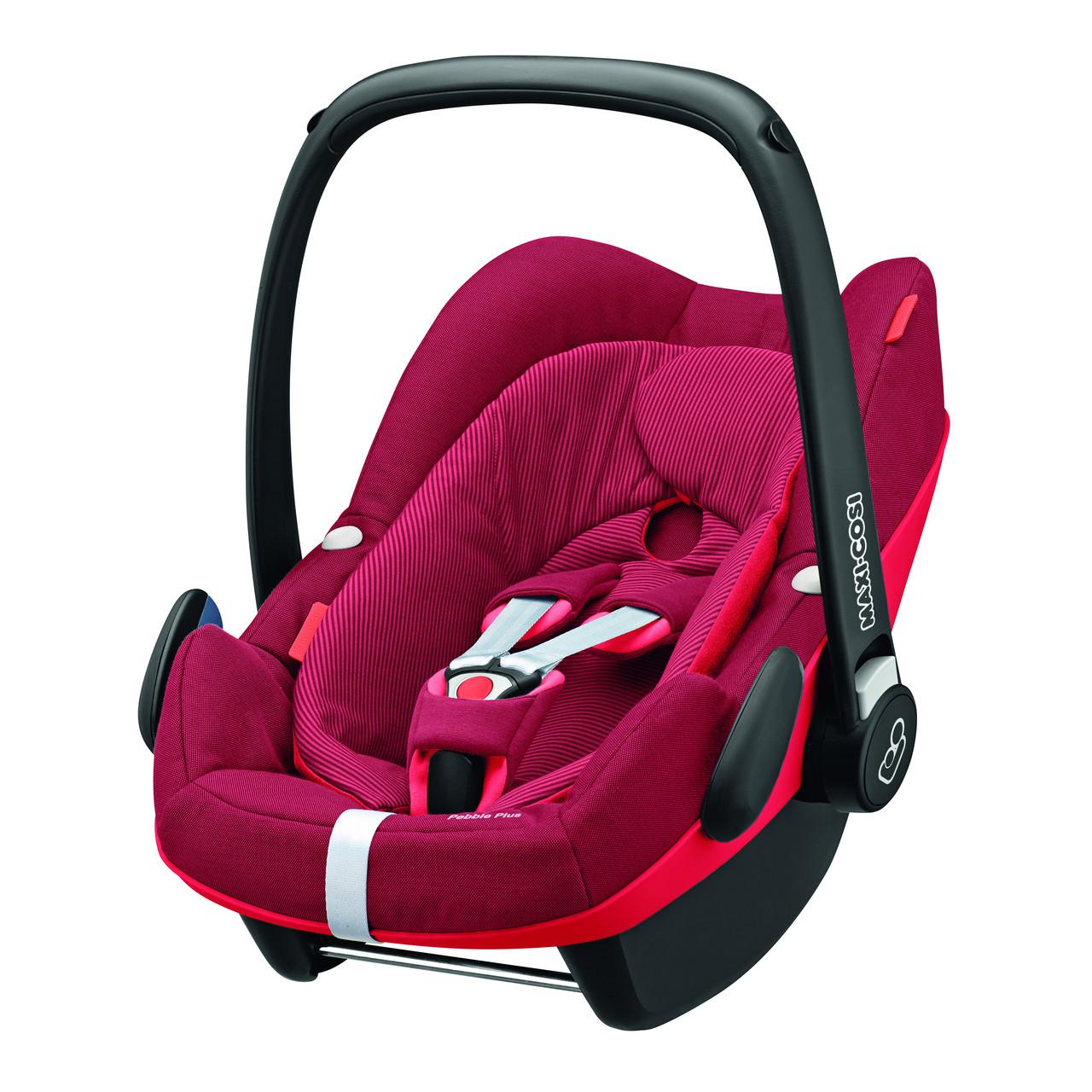 Автокресло Maxi Cosi Pebble Plus 0-13 кг (79878990) Robin Red (красный)