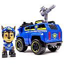 Щенячий патруль Гонщик Чейз і вантажівка Paw Patrol Chase Spin Master, фото 3