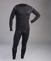 Мужское термобелье серого цвета