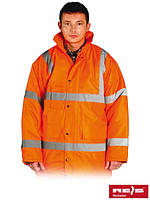 Куртка зимняя с отражающими полосами K-VIS P