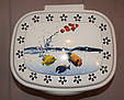 "Корзина для белья ""Рыбки"" 53 л  Elif Plastik, Турция, фото 4"