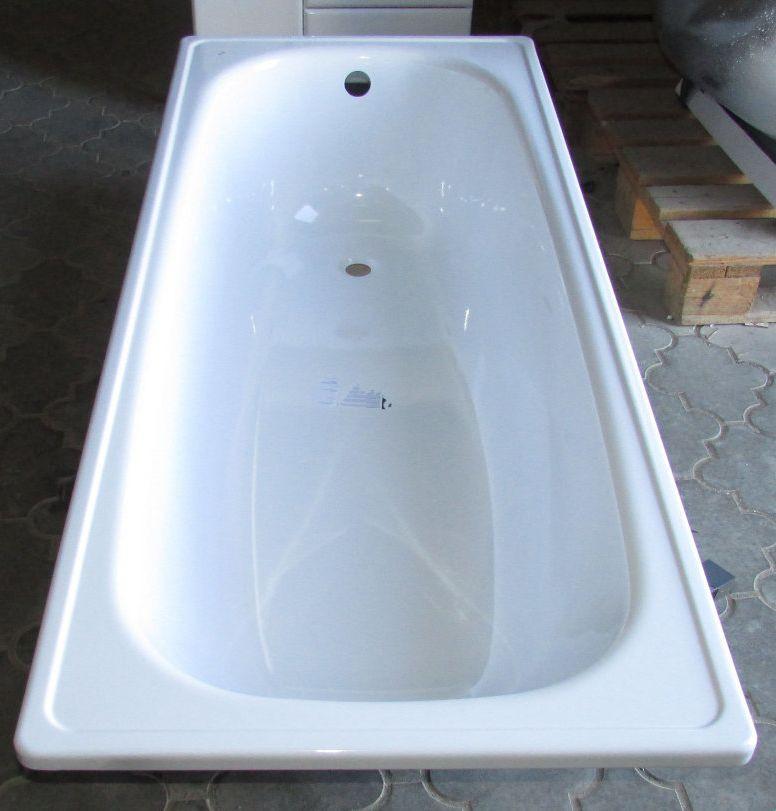 Ванна стальная AQUART 1,6х0,7 без ног