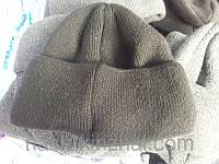 Армейская зимняя шапка, для охотника и рыбака, утепленная - 40с на флисе, производство Украина , шапки, товары