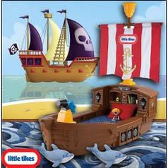 Кровать корабль little Tikes 625954Е3