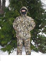 Зимний костюм для рыбалки, температура комфорта - 30с, рыбалка, комплектующее