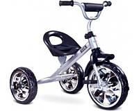 Трехколесный велосипед Caretero York Grey